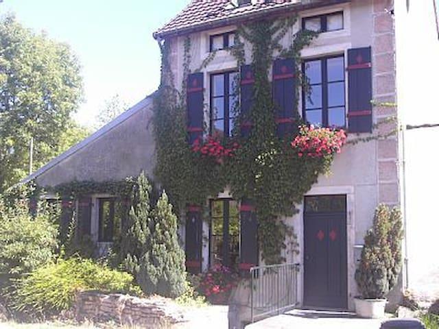 Maison Verte, La Bussière sur Ouche - La Bussière-sur-Ouche - Casa