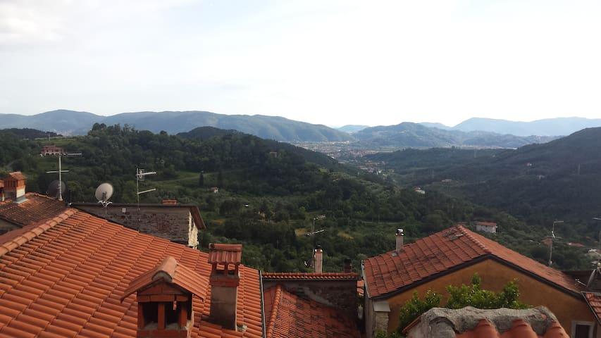 La Canonica nel Borgo di Giucano - Giucano - Lägenhet