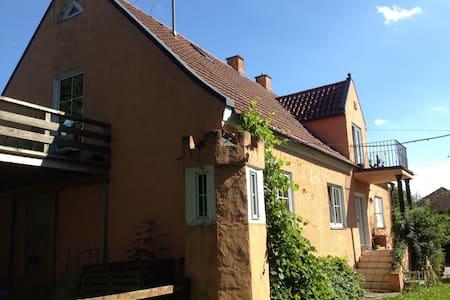 Dachgeschosswohnung 130qm auf zwei Etagen. - Oberndorf am Lech - Kondominium