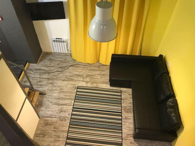 апартаменты на Дубровке