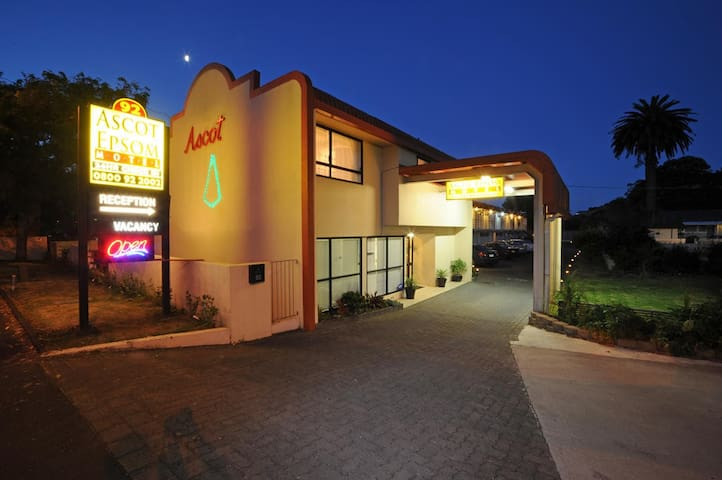 Ascot Epsom Motel - Studio unit
