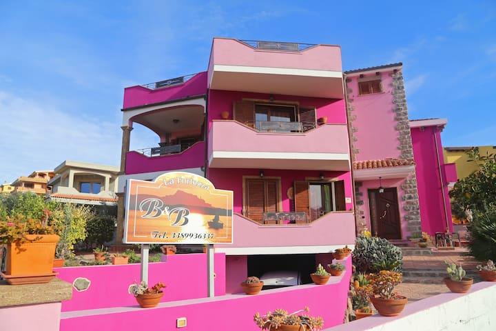 Casa vacanza B&B La Fortezza . - Castelsardo - Villa