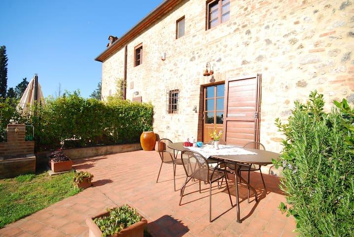 Appartamento in campagna vicino a Siena - Castelnuovo Berardenga - Leilighet