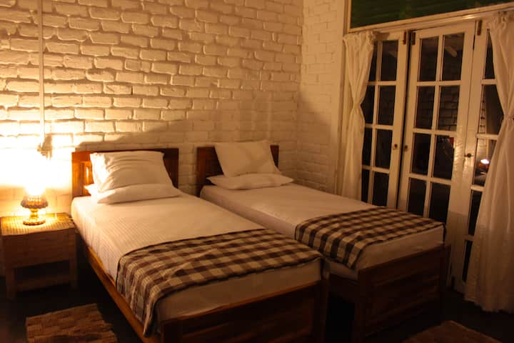 Nature Hub Deluxe Double Room
