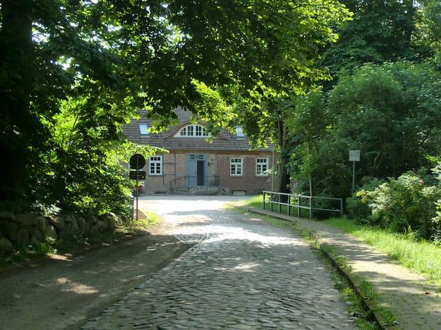 Wassermühle Eickhof - Warnow