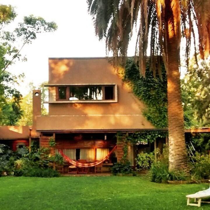 Casa en Maschwitz cálida luminosa y moderna