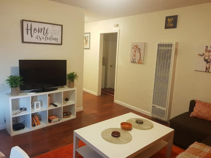 Beautiful Living in a Welcome San Jose apartment!