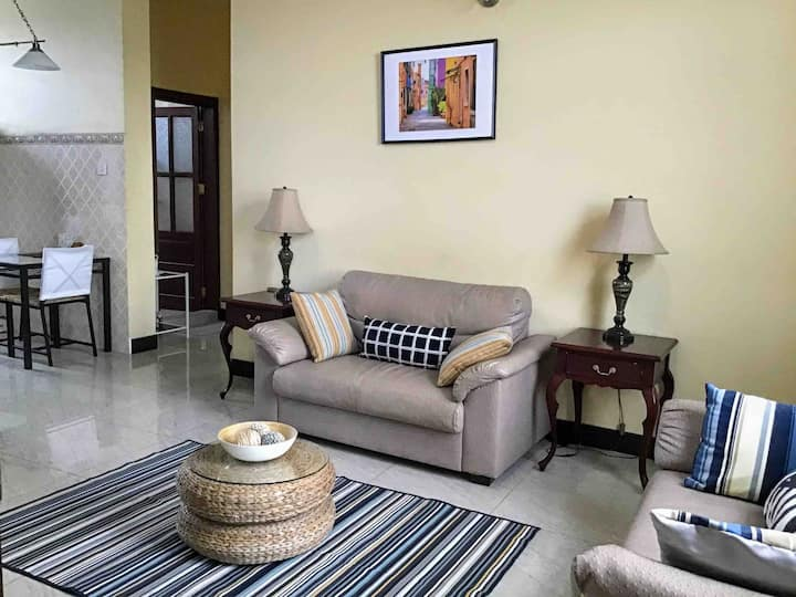 New cosy two-bedroom apartment-2 in Zanzibar Town