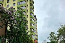 Apartments Truskavets resort