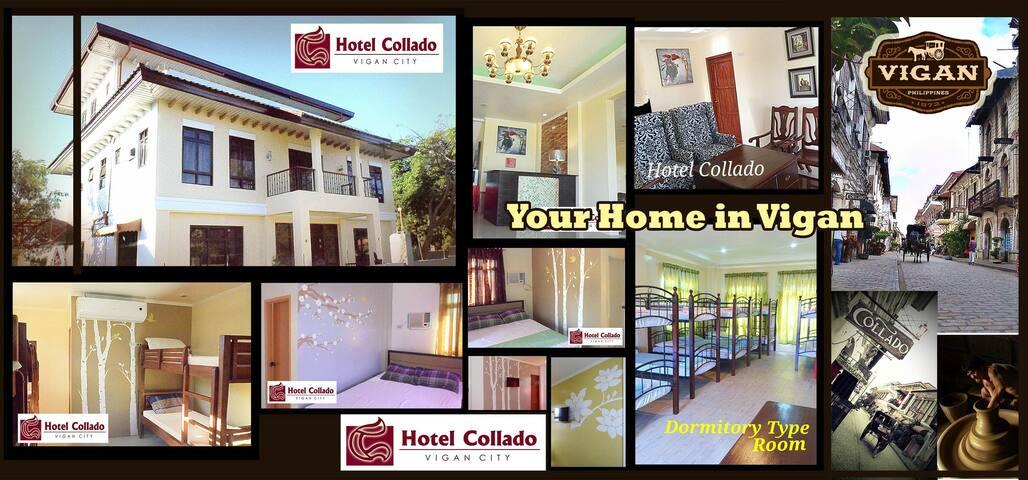 Hotel Collado, Vigan Rooms