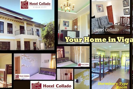 Hotel Collado, Vigan Rooms - Casa