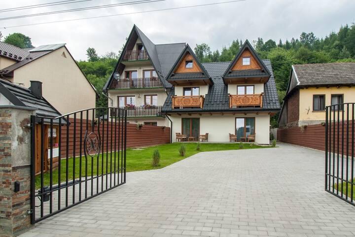 Dom Pod Reglami - Krościenko nad Dunajcem - Apartment