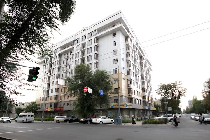 Oskar's Apartment