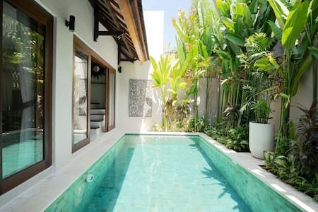Serene Haven with Pool in Central Sanur