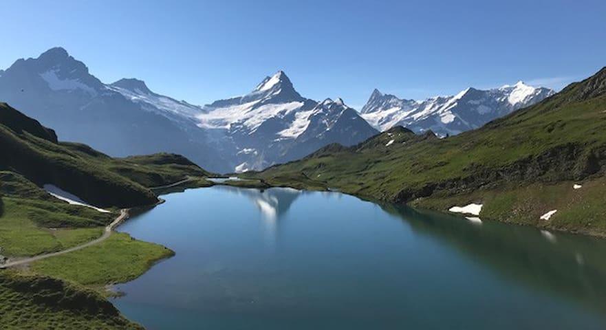 Reiseführer vom Chalet Anemone Grindelwald