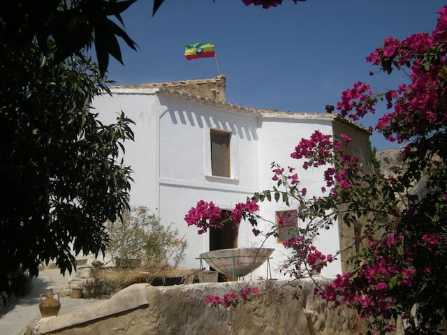 SUSTAINABLE ACCOMMODATION in unique House-Museum - Sorbas