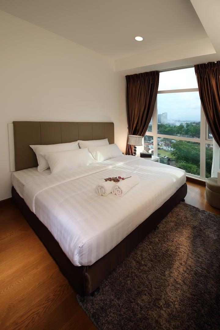 Paragon Residences Apartment Johor Bahru - 7
