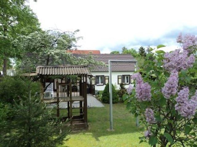 Gemütliches Ferienhaus der Familie Schulz - Rheinsberg - House