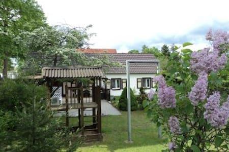 Gemütliches Ferienhaus der Familie Schulz - Rheinsberg
