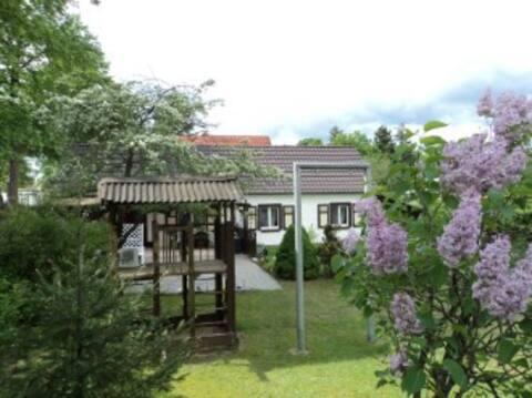 Уютный дом для отдыха семьи Шульц