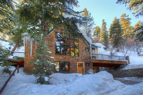 Gorgeous Mountain Home at Sundance