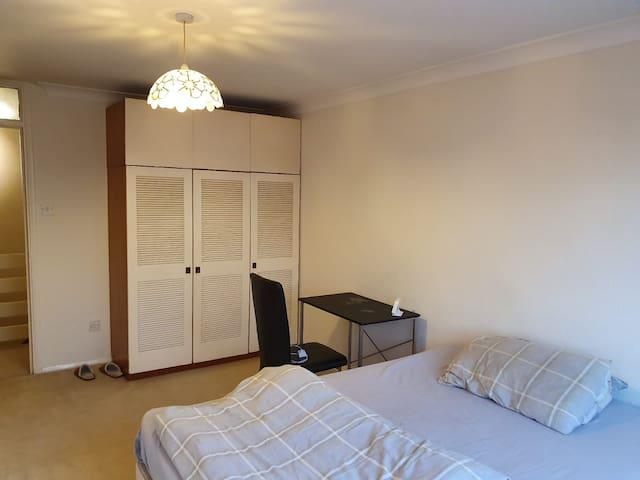 Double room in London