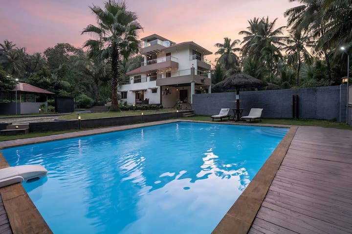Sparsh Villa - DISINFECTED BEFORE EVERY STAY