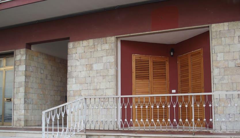 Grazioso bilocale in centro storico - Atina - Apartment