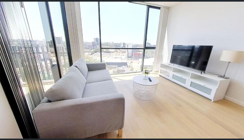 Luxury two bedrooms apartment in  Zetland
