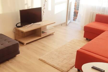 2 rooms flat in Liepaja (Karosta)
