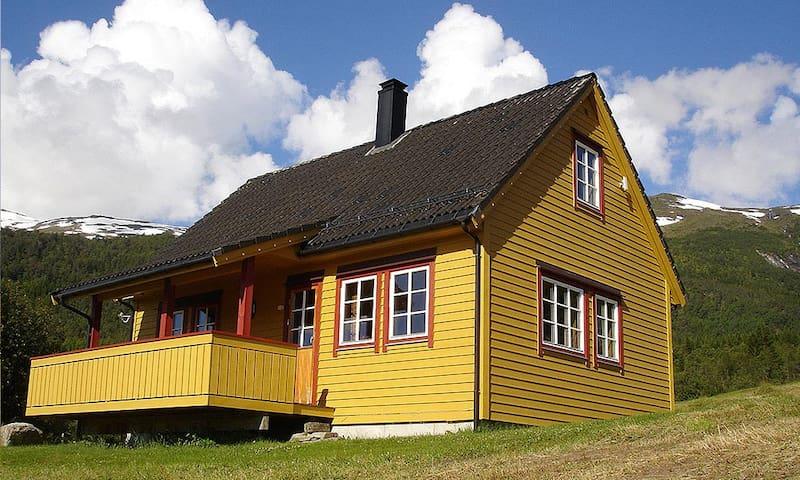 (URL HIDDEN) - Sogn og Fjordane - Blockhütte