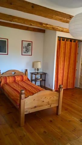 Chambre à proximité du Puy en Velay