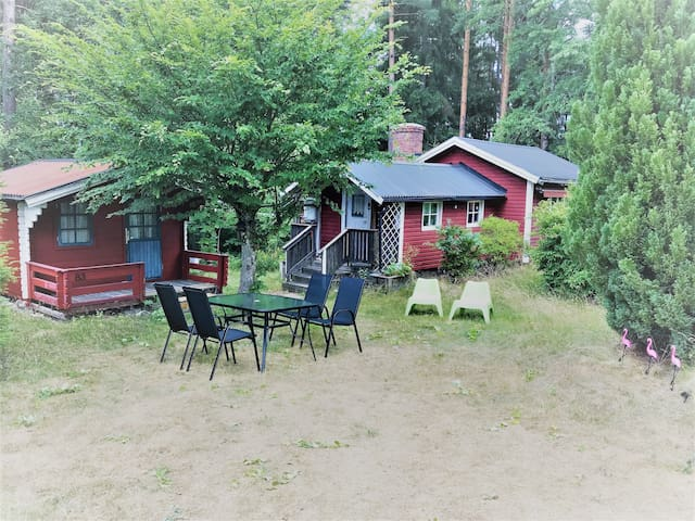 Peaceful in the Swedish nature :) Private Landlord