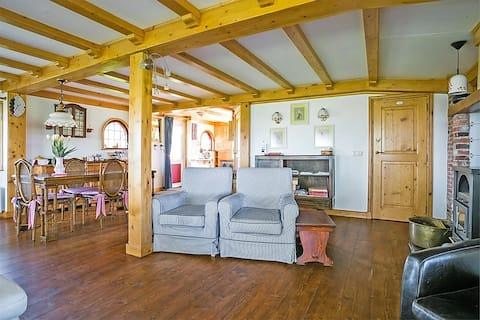 Sfeervolle cottage midden op de Brabantse Wal