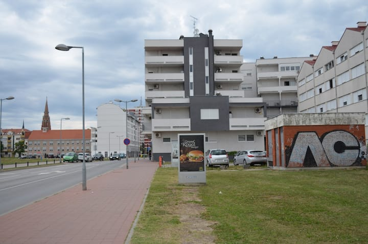 APARTMENT  VIKTOR  ***,free parking,centar