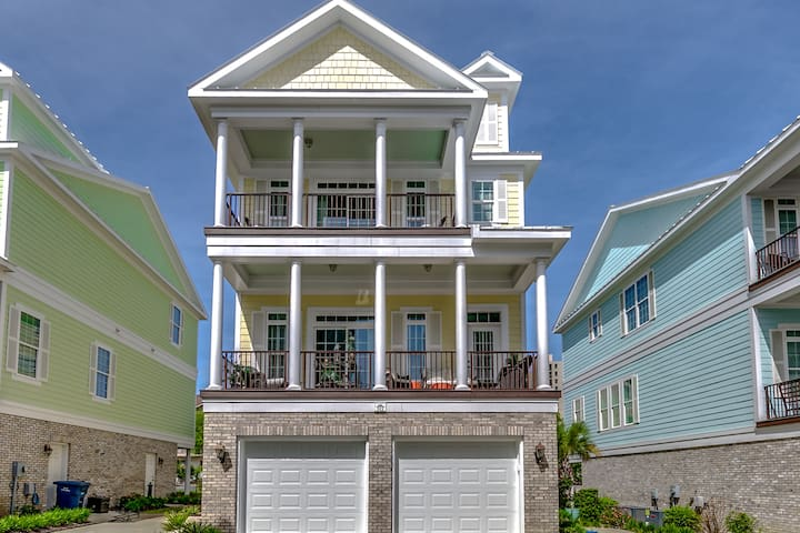 Landyns Beach House - 312SB (4 Bedroom, Sleeps 10)
