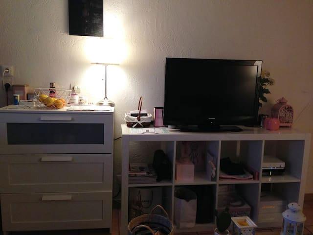 Appartement T2 30m2 / Situé en centre ville