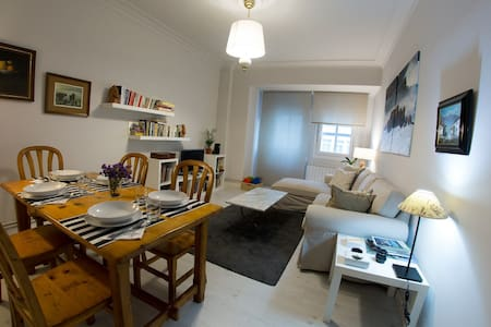 Nice apartment located in the center of the city