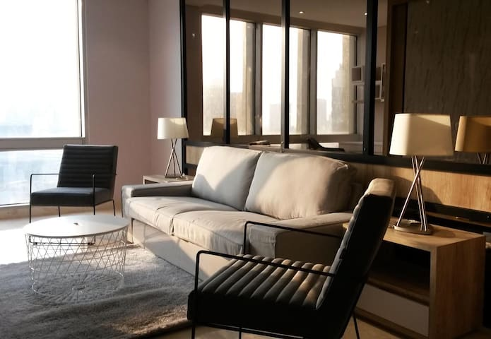 Luxury Cozy 1BR Condo at The Empyreal Rasuna