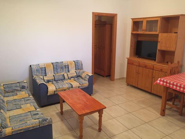 Beach apartment WIFI - Pozo Izquierdo