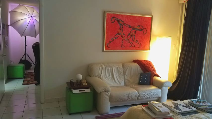 Room Apartment near Miami Dade College.