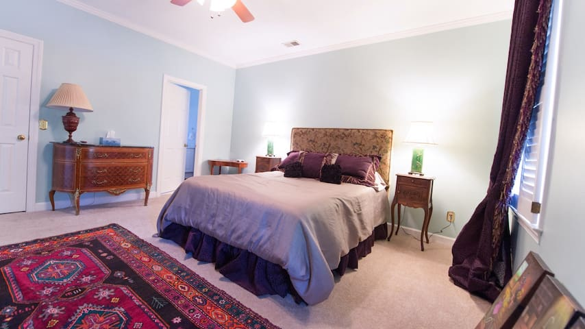 Buckhead -Queen bed/bath and Daybed - Atlanta - Talo