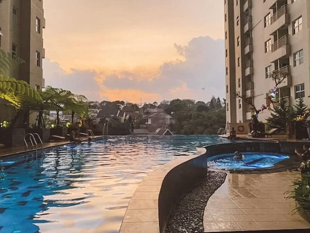Parahyangan Residences Apartment 8th floor