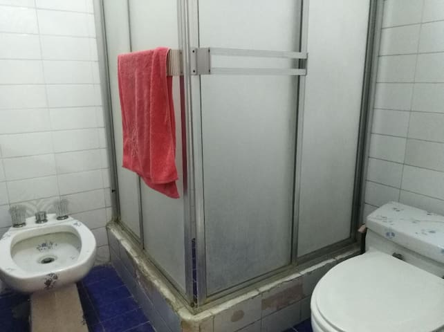 Baño privado interior