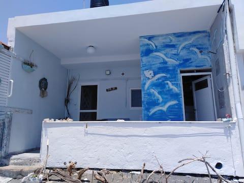 Our dreams House, Tertsa, Vagelia's Home