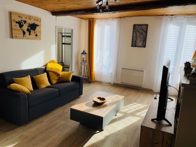 Appartement calme - Proche centre-ville