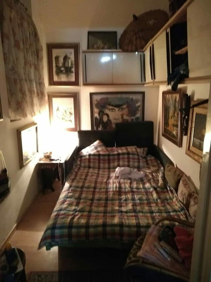 A vintage room near Kalemegdan