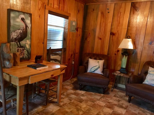 Sister River Retreat's Cypress Cottage