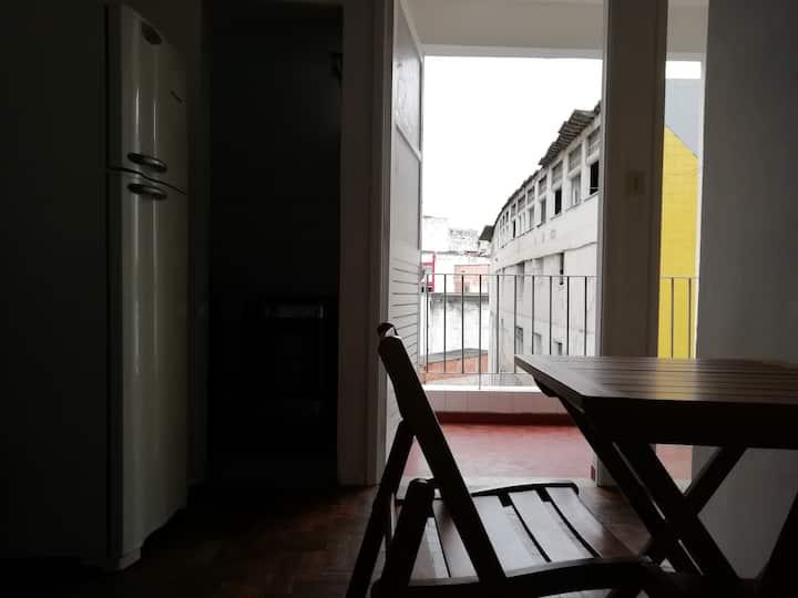 Vivir en el vibrante centro de Salvador, Bahia