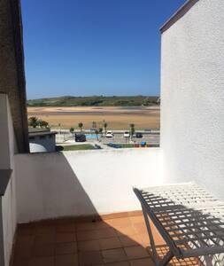 Atico recien reformado en  la playa - Mogro - Apartament